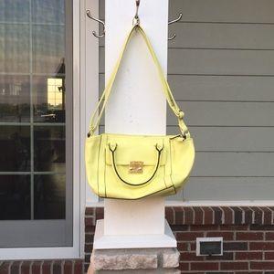 Bright pastel purse